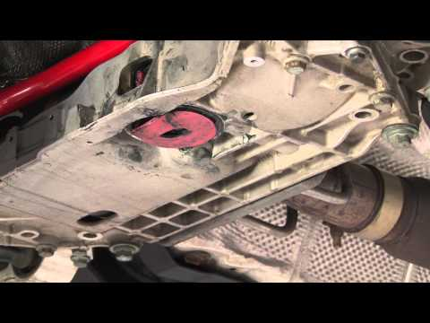 ECS Tuning: VW MKV Dogbone Mount Installation