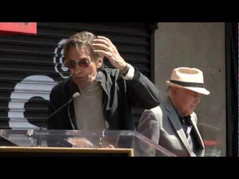 Walter Koenig's Walk of Fame Star Ceremony