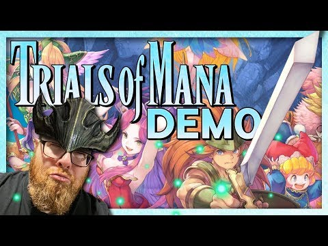 Jesse's Angels – Trials of Mana Demo