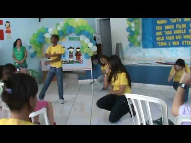 Dança Elshaday kids Videos De Viajes