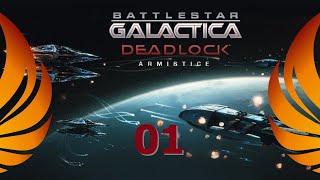 Battlestar Galactica Deadlock:…
