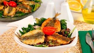 Sardalya Bahar Salatası en iyi şekilde nasıl yapılır?