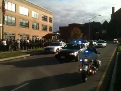 Carl Lindner Jr. Funeral Procession