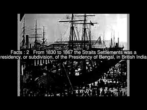 Singapore in the Straits Settlements Top  #5 Facts