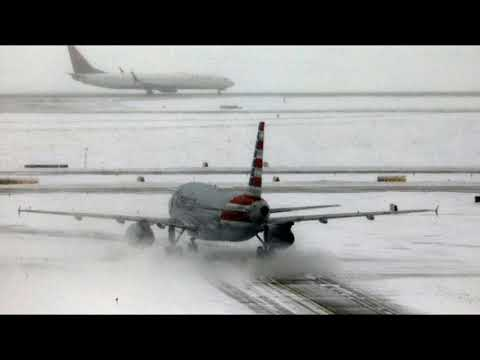 Hundreds Of Flights Canceled As Storm Leaves Passengers Stranded at Denver Airport