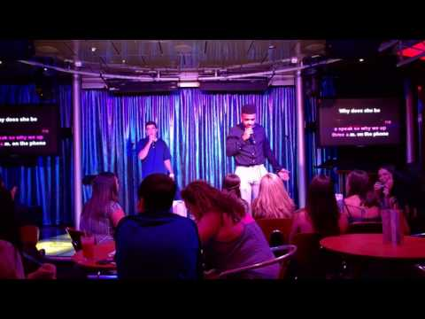 Heartless karaoke Royal Caribbean Allure of the Seas
