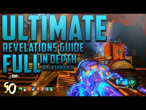 """""""Revelations"""" Ultimate Guide! ALL Buildables, Walkthrough, Beginners Tutorial Guide!"""