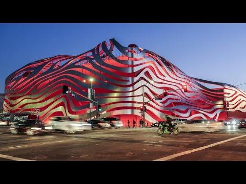 Car Museum Los Angeles >> The Very Cool Petersen Automotive Museum Los Angeles