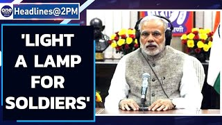 PM Modi's Dussehra greetings: Light a lamp for soldiers while celebrating | Oneindia News