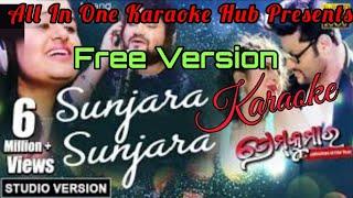 Sunjara Sunjara Karaoke Free Version    Allin1karaokeHub    pbinayaka4u