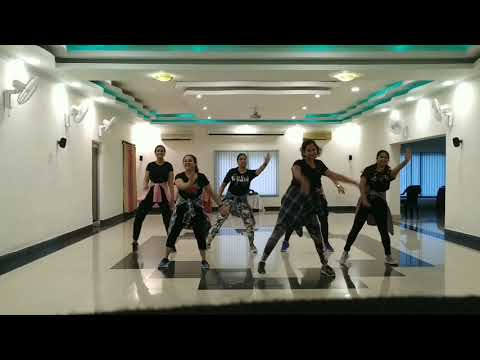 THE HOOKUP SONG SOTY2 Tiger Shroff Alia Bhatt - Dance Fitness Routine By Sanchari