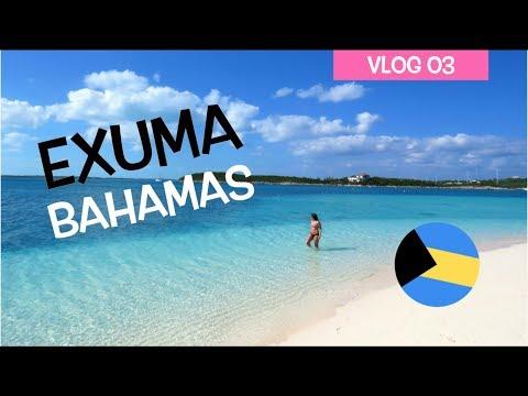 Exuma Bahamas Vlog 03 - Serie la vuelta al mundo