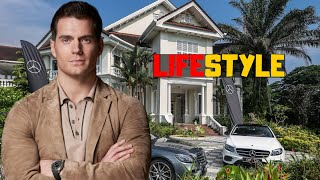 Henry Cavill  Lifestyle/Biography - Age | Networth | Family | Girlfriends | Houses | Cars