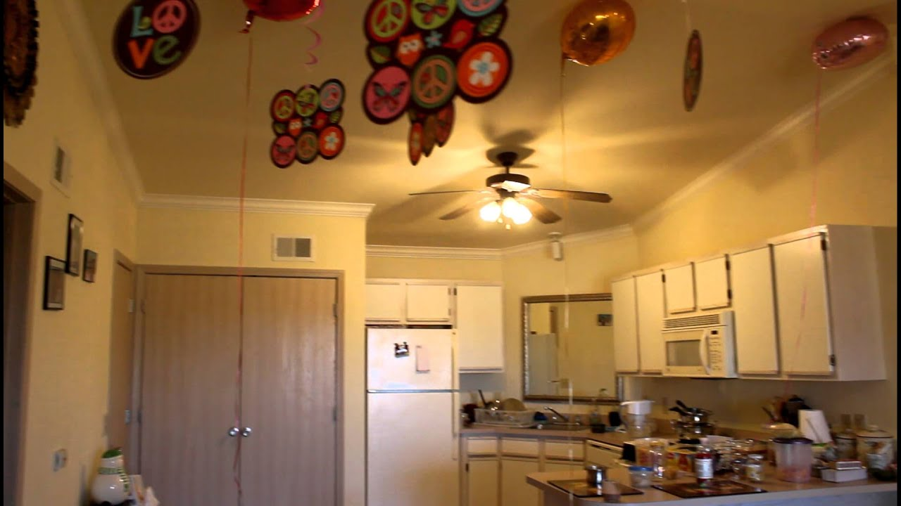 Welcome home decoration part 1 youtube for Welcome home decorations