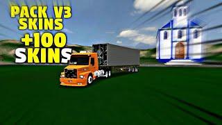 Pack V3 De Skins Para O Grand Truck Simulator !