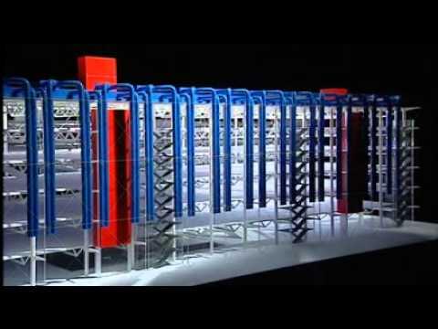 Documentario Le Centre Pompidou - Paris 1971