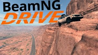 BeamNG Drive - Off Roading Hell - Juggernaut Scenarios - BeamNG Drive Gameplay Highlights