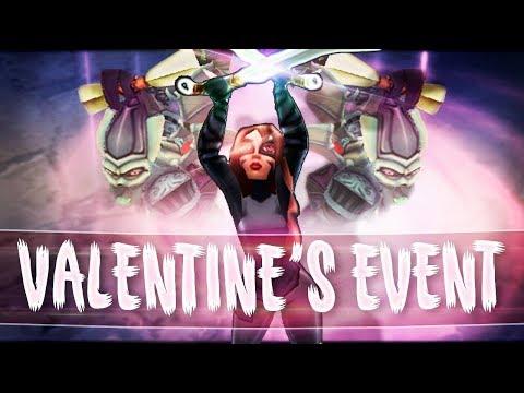 Arcane Legends - Valentine 2018!