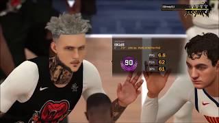 ShowTyme vs Insanity NBA 2k Comp Games Tournament