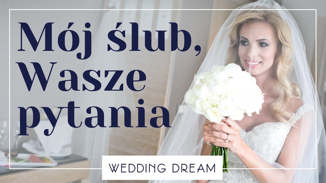 🤯Ile kosztowało moje wesele? – Q&A z mojego ślubu 👰