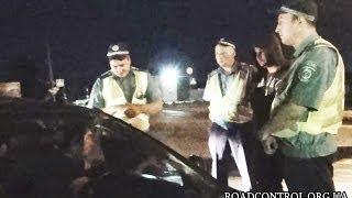 ГАИ Киева и ловля террориста на живца (ПОЛНАЯ ВЕРСИЯ)