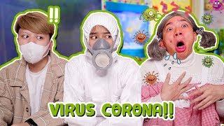 Lớp Học Nhí Nhố - Xanh Lanh Chanh Coi Thường Virus Corona Viêm Phổi Vũ Hán & Cái Kết ...