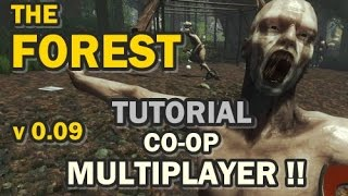 Tutorial online The Forest Co-op | Hamachi [NO STEAM]