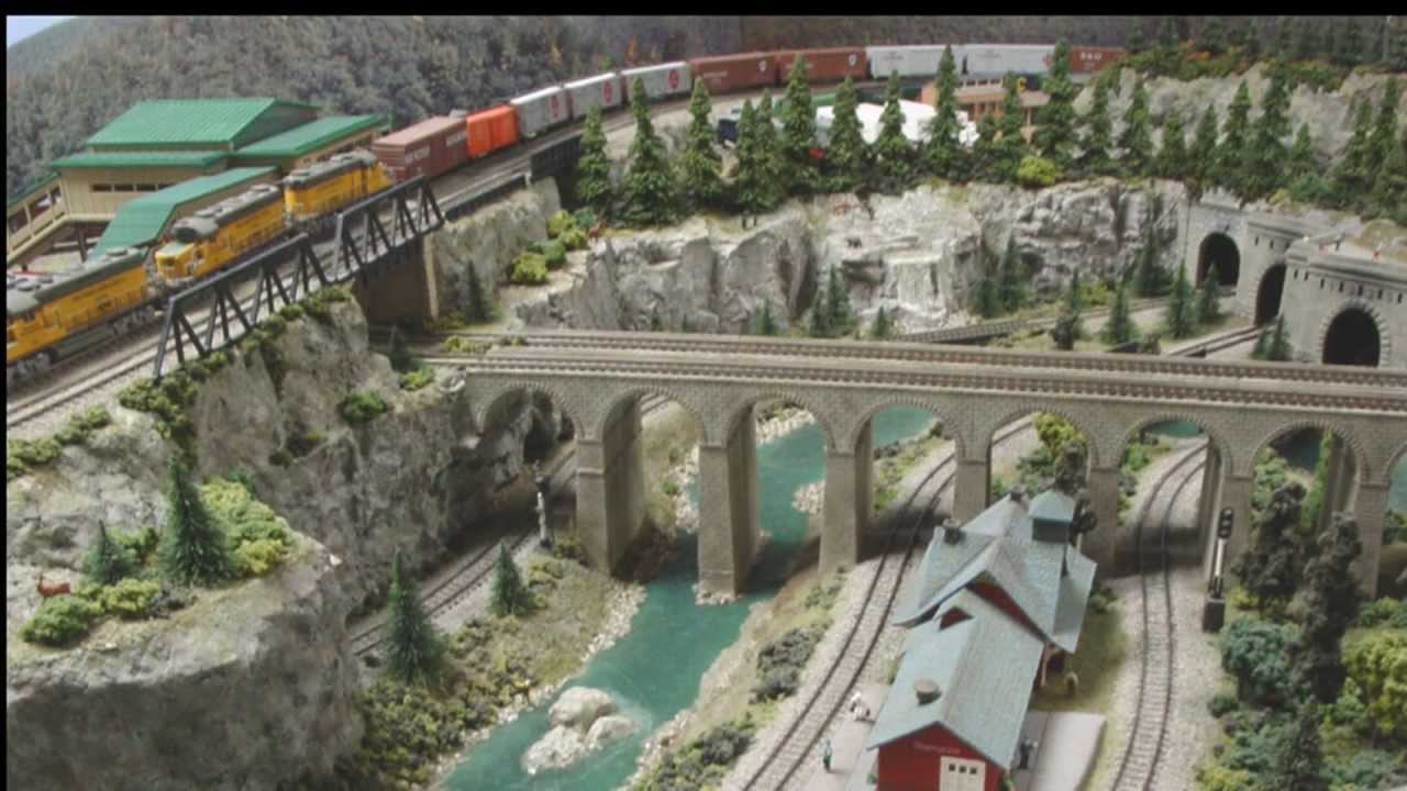 life on the svampgs n scale layout hd youtube
