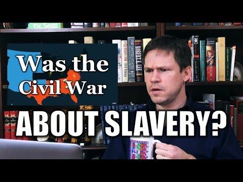 Was The Civil War About Slavery? (Richey Reacts To PragerU)