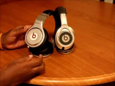 SOUND DISCUSSION: BEATS EXECUTIVE vs BEATS PRO HEADPHONES