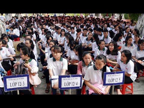 TRỰC TIẾP: Báo Thanh Niên Tư vấn mùa thi tại tỉnh Tiền Giang