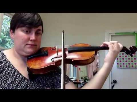 La cucaracha violin Grade 2 Trinity. Focus on rests.