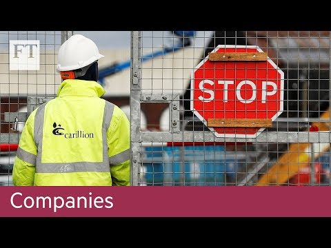 How the City failed to spot Carillion's downfall