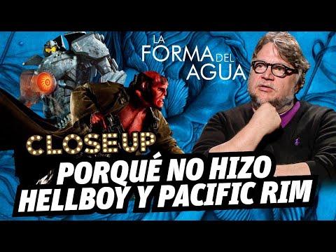 Por qué Guillermo Del Toro no hizo Hellboy3 ni Pacific Rim2? Él mismo lo confiesa
