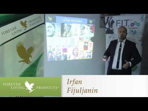 Irfan Fijuljanin - Forever Living Products - Business Plan