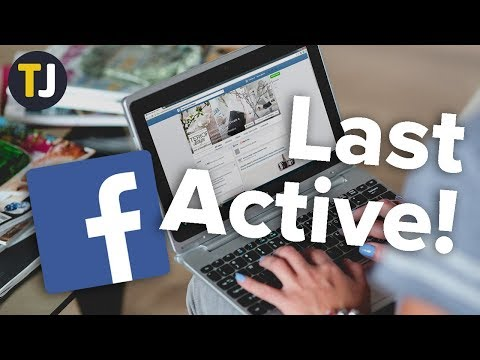 When Were Your Friends Last Active On Facebook?