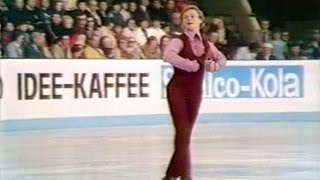 John Misha Petkevich - 1972 World Figure Skating Championships - Long Program