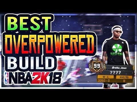 WATCH THIS BEFORE YOU MAKE ANOTHER ARCHETYPE! BEST PLAYER BUILDS AFTER PATCH 5 IN NBA 2K18!