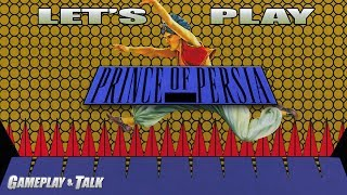 Let's Play Prince of Persia for the SNES