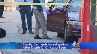 Man Fatally Shot In Car By Suspect On Bicycle On Chicago's North Side