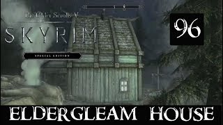 SKYRIM SPECIAL EDITION #96 -ELDERGLEAM HOUSE-