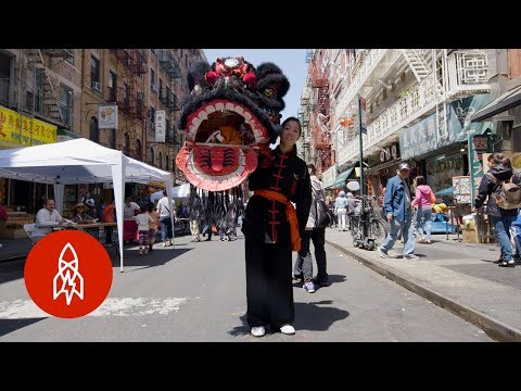 Thumbnail: Roaring With the Lion Dancers of New York's Chinatown