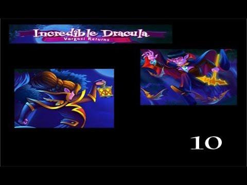 Incredible Dracula 5 - Vargosi Returns - Level 10  