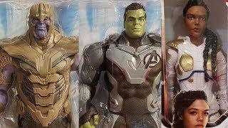*UPDATE* Avengers Endgame Action Figures Toys