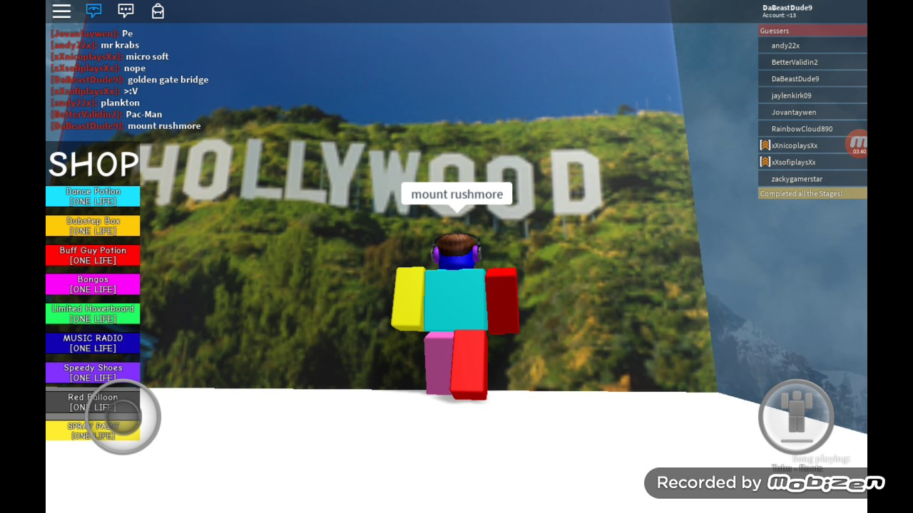 Can U Guess All Of These Landmarks Roblox Youtube