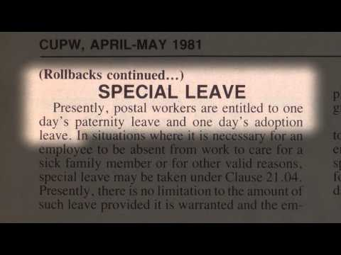 Trailer - Maternity Leave/Family Leave Project