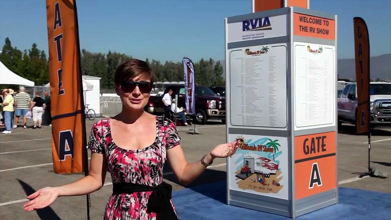 The Do's and Don'ts of an RV Show