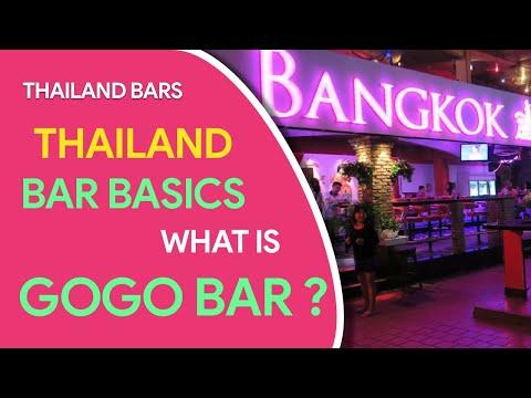 Thailand Basics What is a GoGo Bar