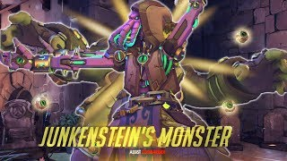 The REAL Junkensteins Monster! [Overwatch]