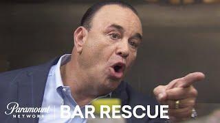Taffer Smashes Plates At Jazz Katz - Bar Rescue, Season 4
